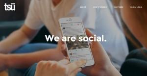 tsū, la red social que te paga