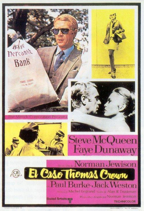 El caso de Thomas Crown (1968)