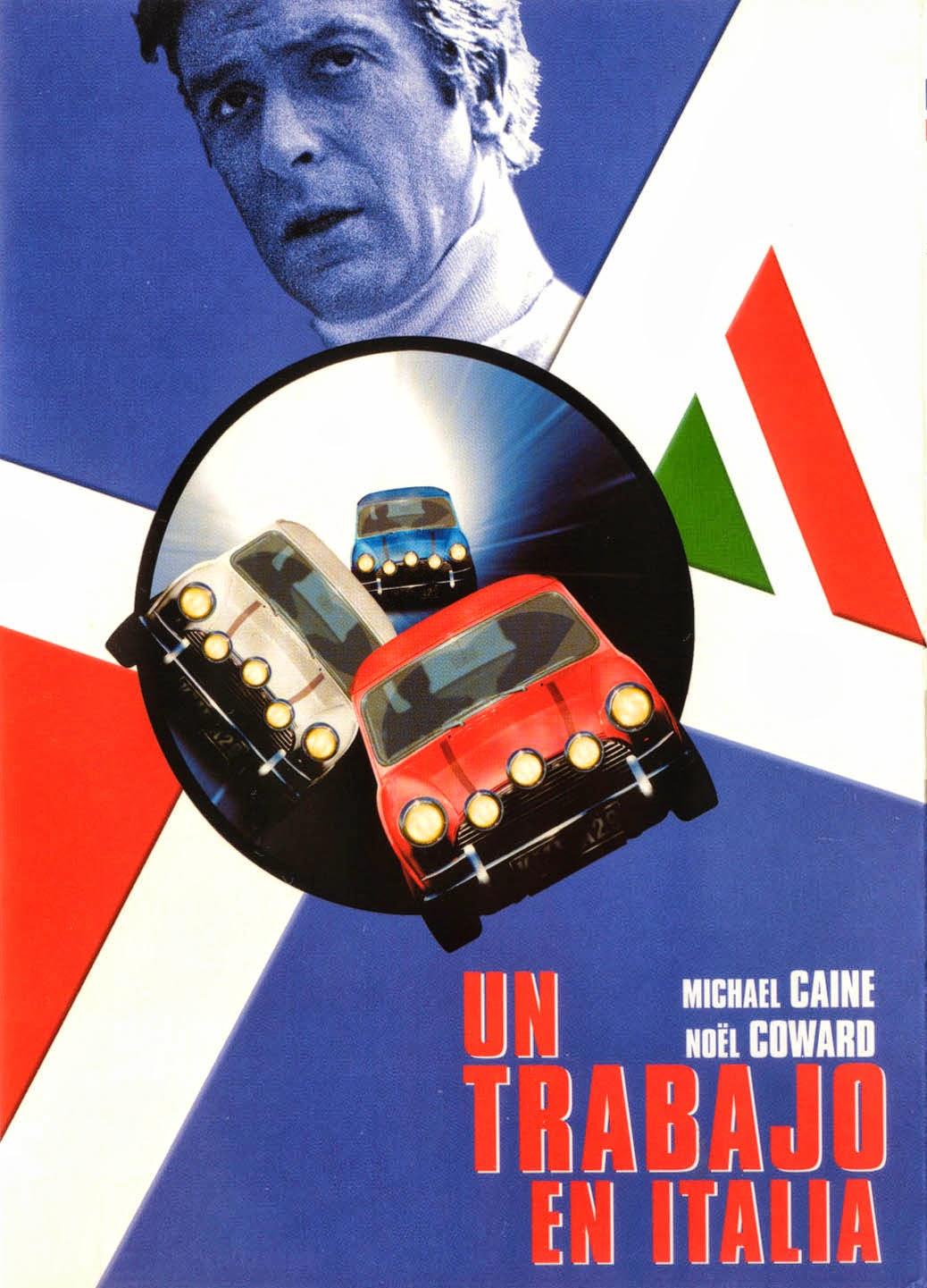 Un trabajo en Italia (1969)